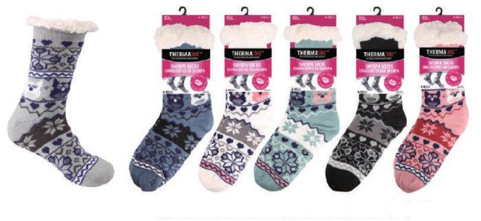 sherpa socks, wholesale clothing, clothing vendors